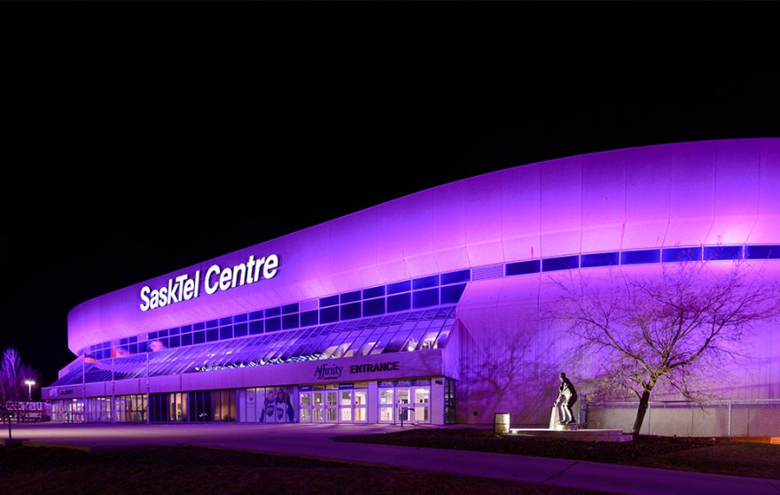 SaskTel Centre going smoke free