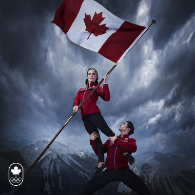 Tessa Virtue & Scott Moir chosen to carry Canadian flag at Olympic opening ceremony