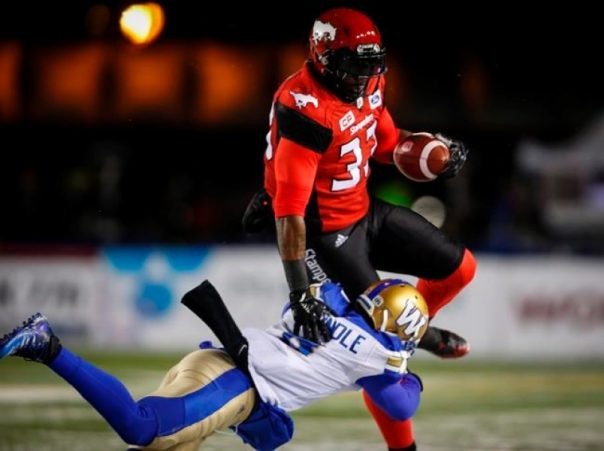 Jerome Messam relishing return to Riderville