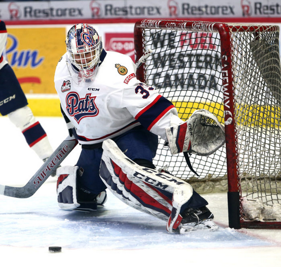 Max Paddock helps Regina Pats to 4-2 home ice win against Lethbridge