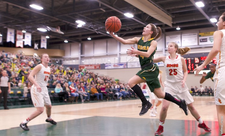 Cougar women's basketball team looking to advance to Canada West final this weekend
