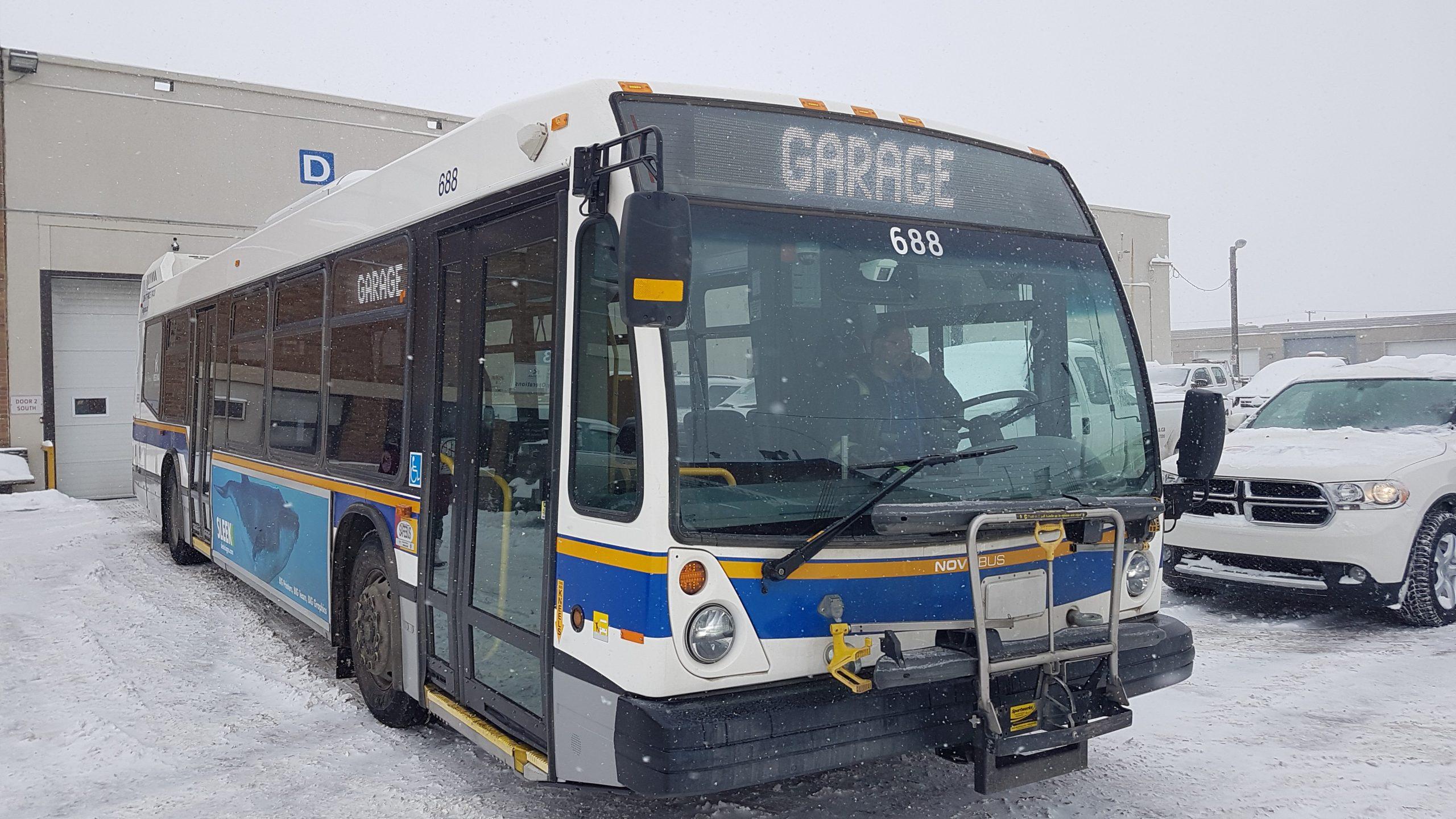 Arcola Express transit route opens Monday