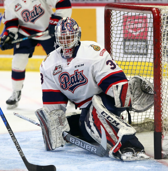 Pats shutout by Spokane to open four game homestand