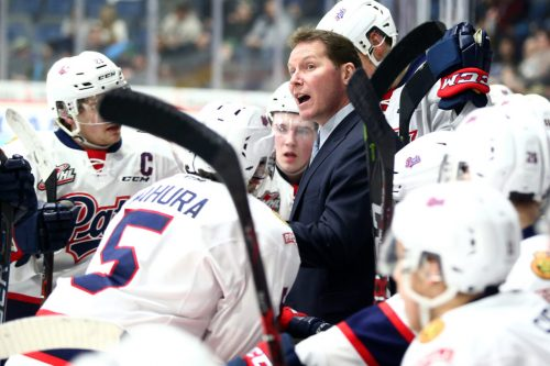 Pats coaching staff like what they are seeing as team continues preparations for Memorial Cup