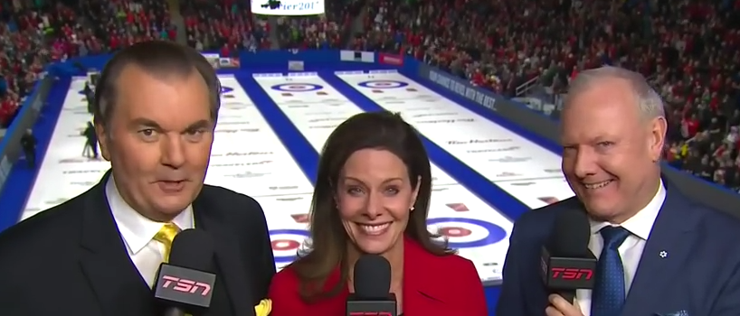 TSN's Vic Rauter not a fan of the new-look 16-team Brier