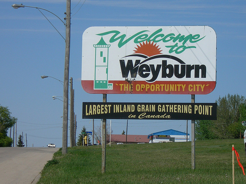 Best place to live in the Prairies according to Moneysense Magazine is Weyburn