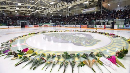 Man charged with GoFundMe fraud involving Humboldt Broncos