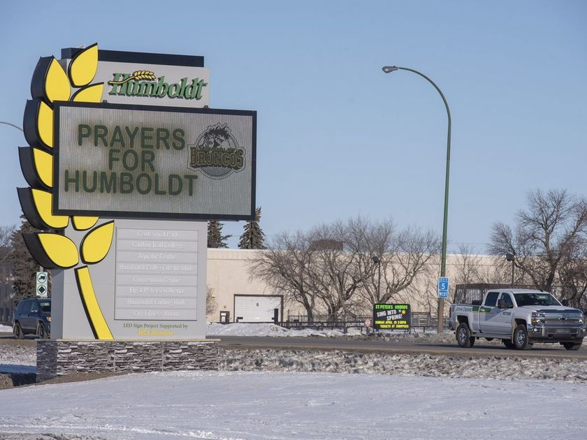 Humboldt bus crash victims no longer in critical condition according to Saskatchewan Health Authority