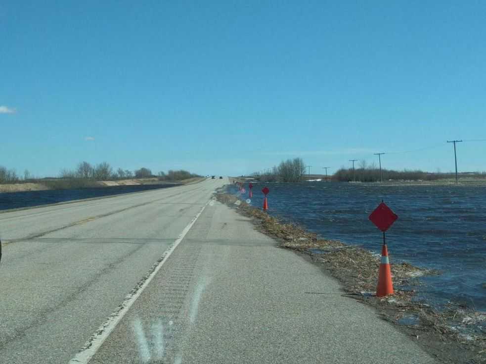 Water levels causing concern in East Central Saskatchewan
