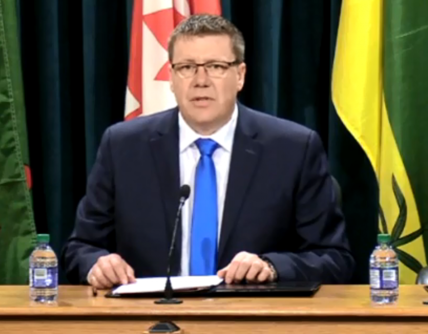 "Saskatchewan Premier proposes ""50-50 formula"" for equalization payments"