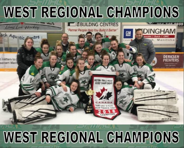 Saskatchewan midget hockey teams looking for national championships