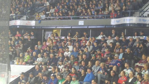 Memorial Cup host committee not concerned about attendance