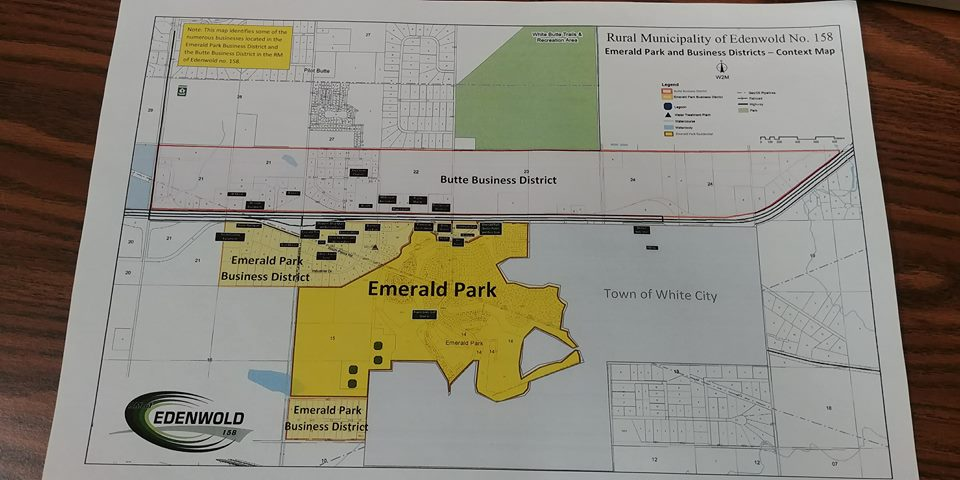 R.M of Edenwold spreading their concerns over White City's annexation attempt