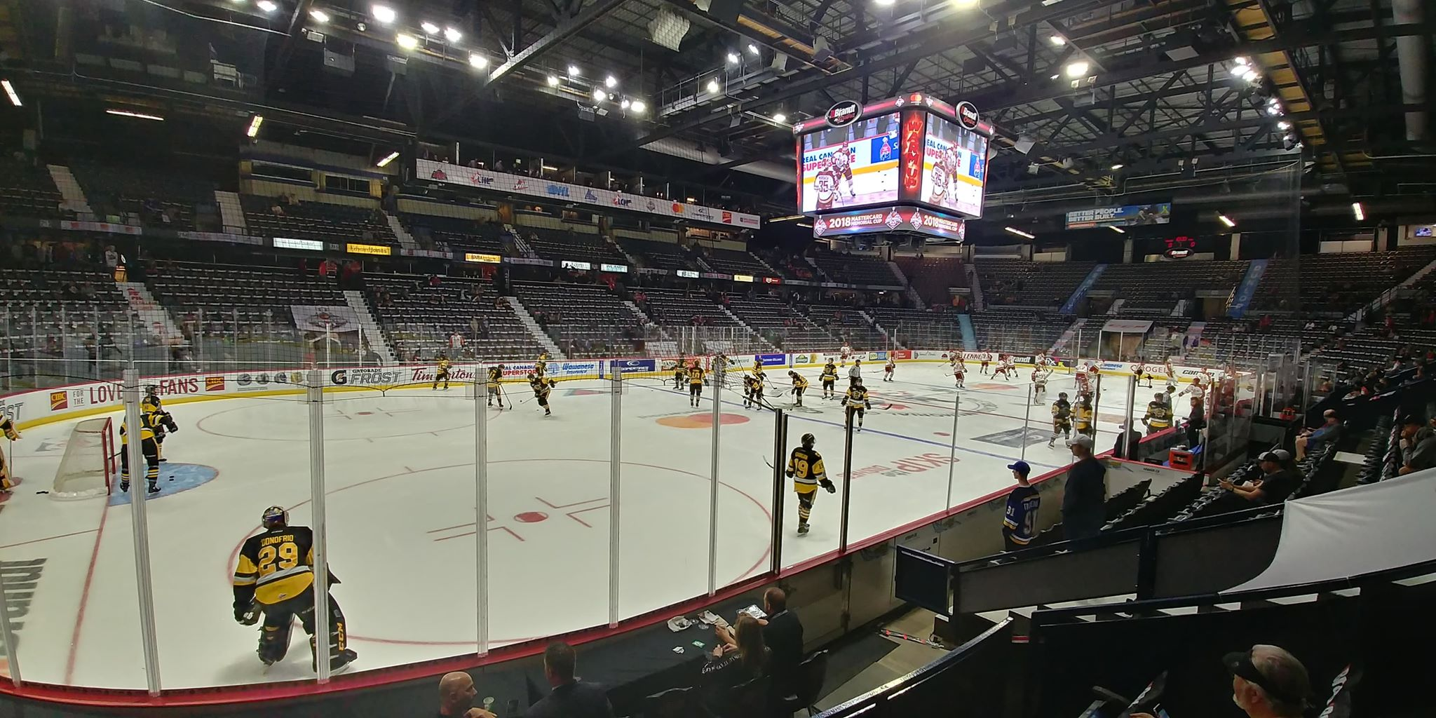 Hockey fans from across Canada attending Memorial Cup in Regina