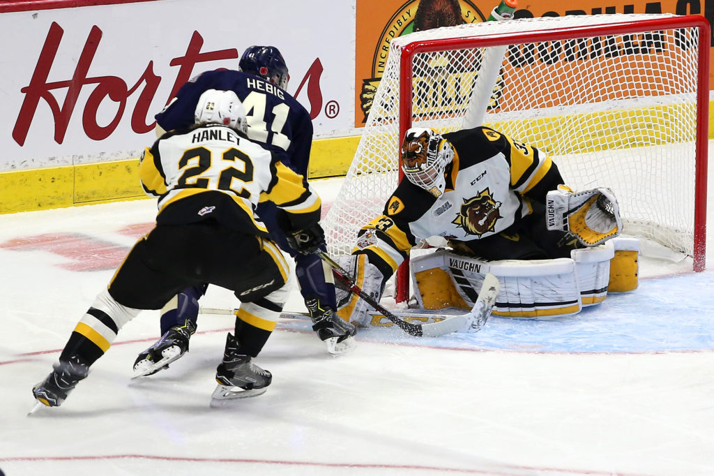 Pats season on the line as they meet Hamilton in Mastercard Memorial Cup semi-final