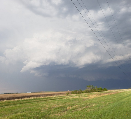Severe weather could hit parts of Saskatchewan Saturday