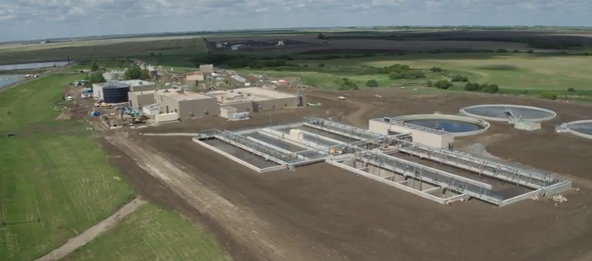 Lumsden will have a waste water treatment plant come 2020