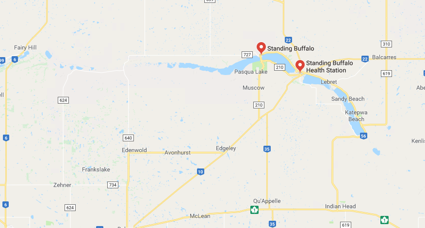 Controlled burn ends up destroying homes on Standing Buffalo First Nation