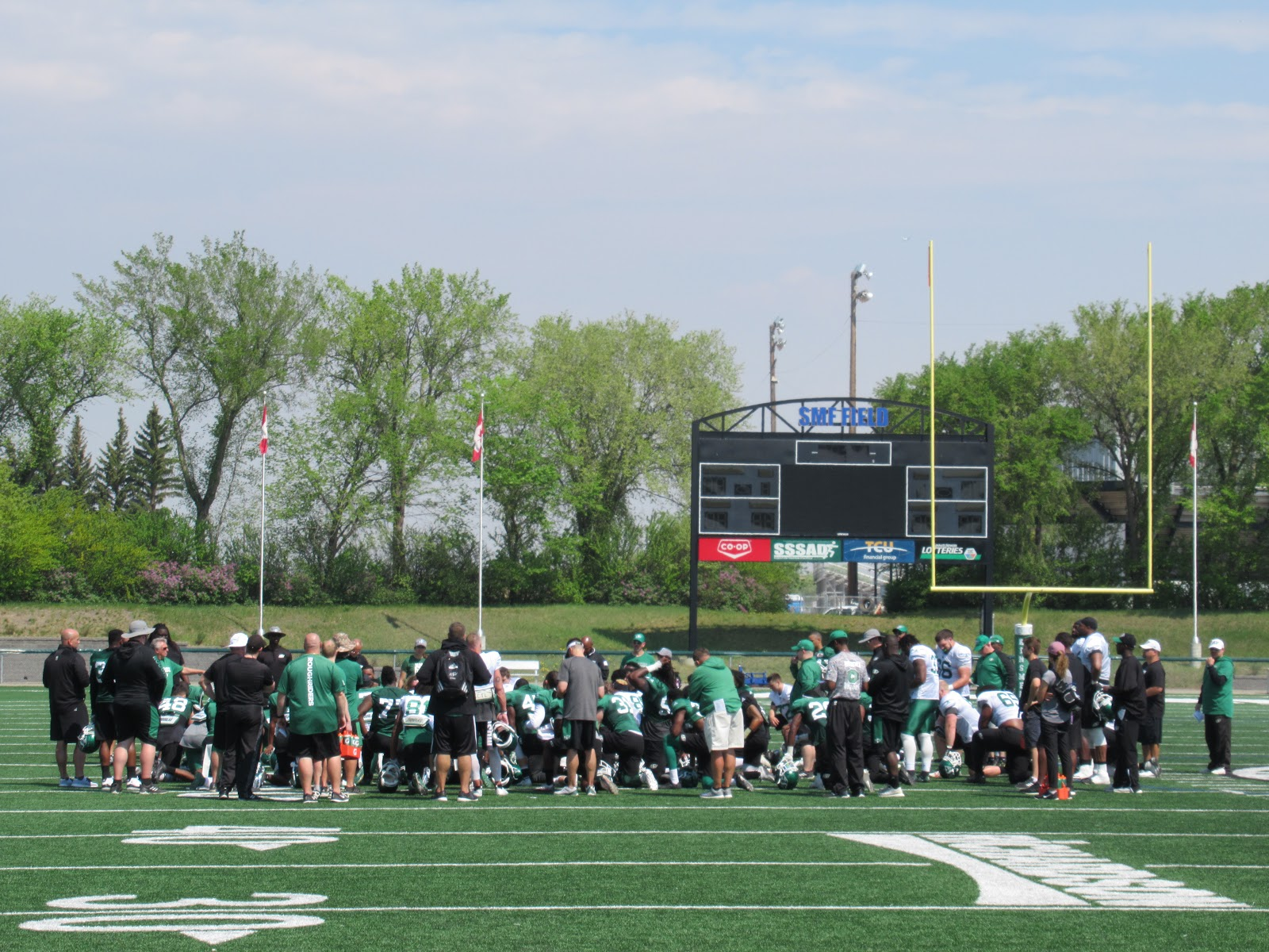 Day 3 Rider Training Camp Notes