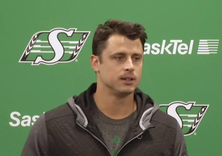Zach Collaros to help inner-city youth with each passing yard and touchdown this season