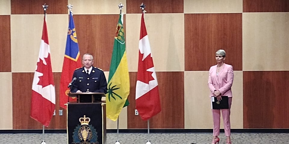 RCMP crime reduction initiative sees expansion to Prince Albert