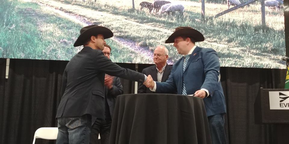 Canadian Western Agribition signs 10-year agreement with Regina Exhibition Association