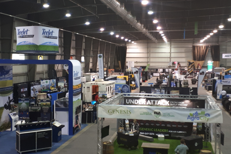 2018 was the largest Canada Farm Progress Show yet