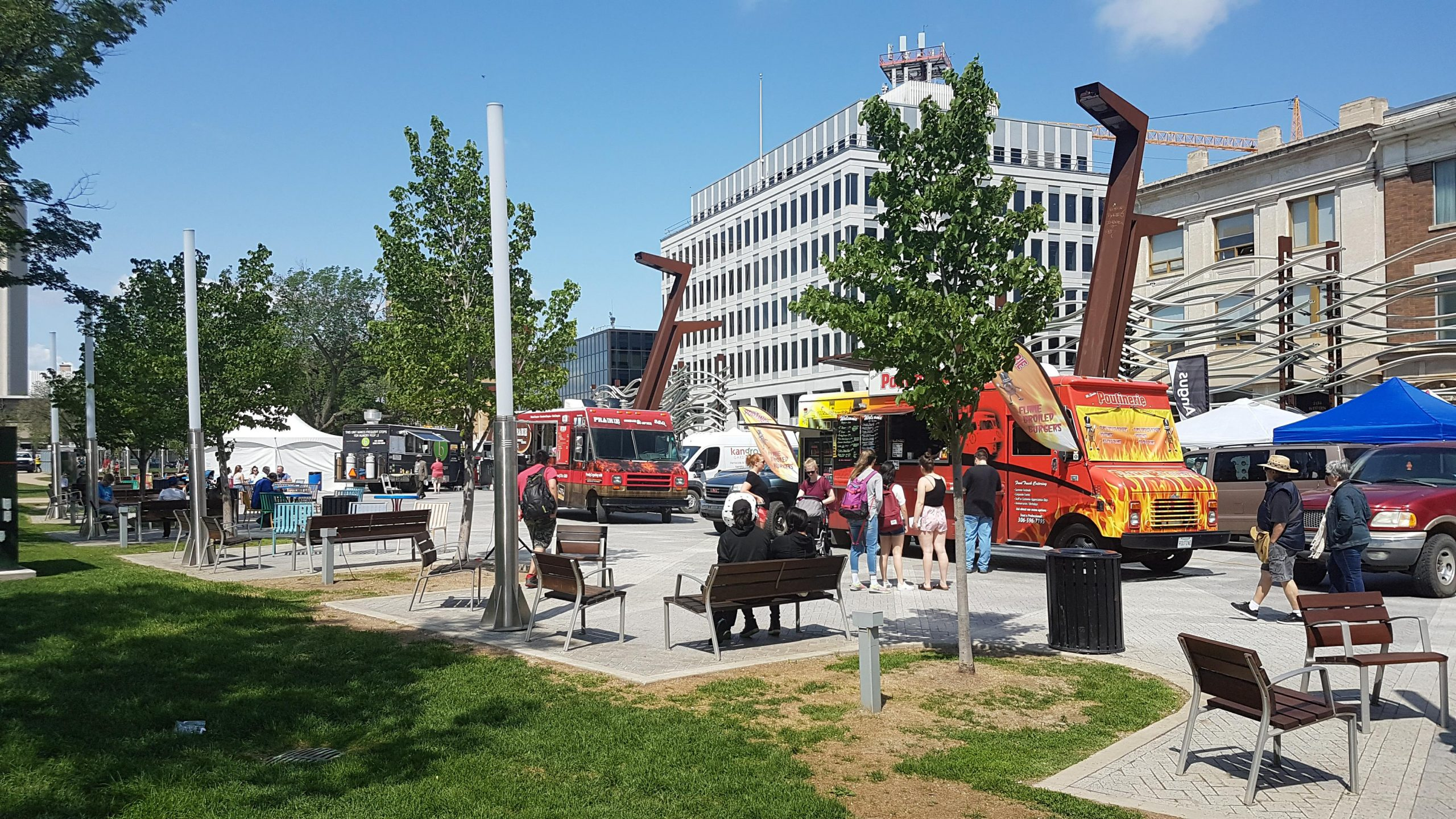 Regina Food truck permits staying steady for 2018