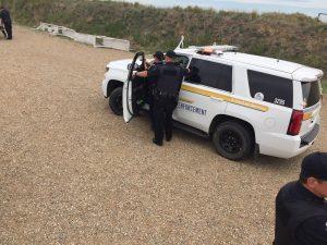 Saskatchewan Highway Patrol is established