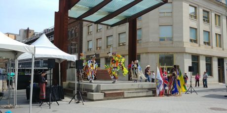 Indigenous Peoples Day celebrated in downtown Regina