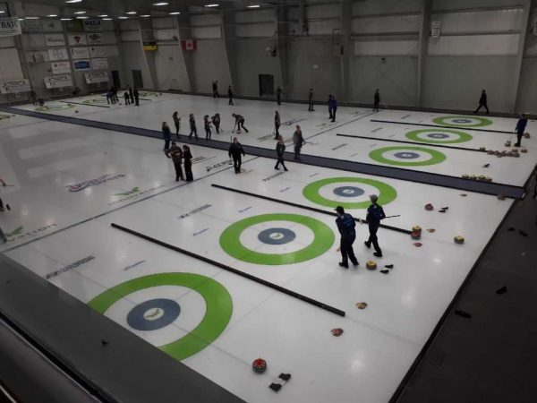 CurlSask makes North Battleford's Twin Rivers Curling Club a high performance centre
