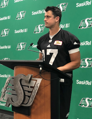 Zach Collaros placed on six-game injured list by Riders
