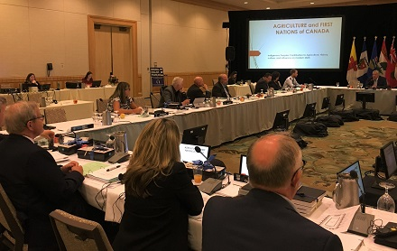 Carbon tax left off the agenda in agriculture ministers meetings in Vancouver