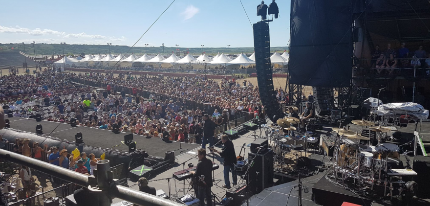 Reflection begins as Country Thunder 2018 comes to a close