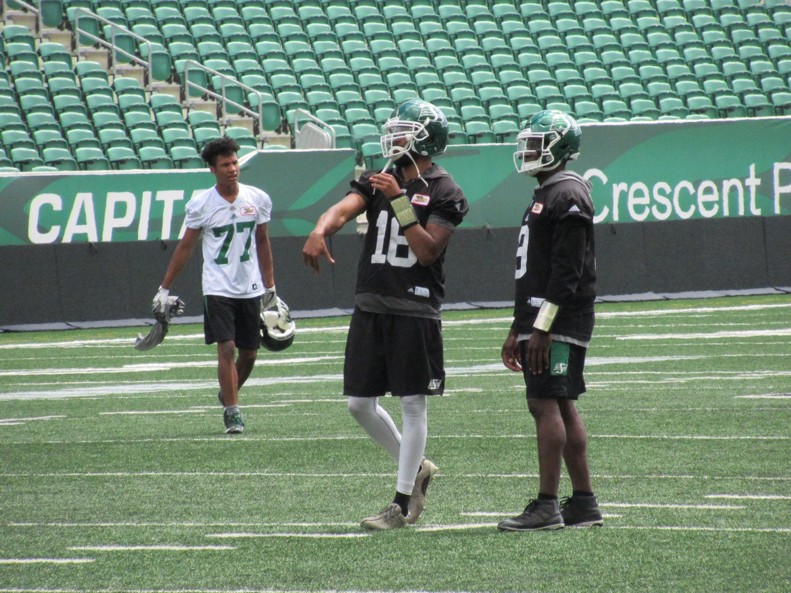Brandon Bridge To Start Against Ticats