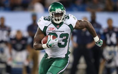 Riders release Jerome Messam after a criminal charge is issued against him