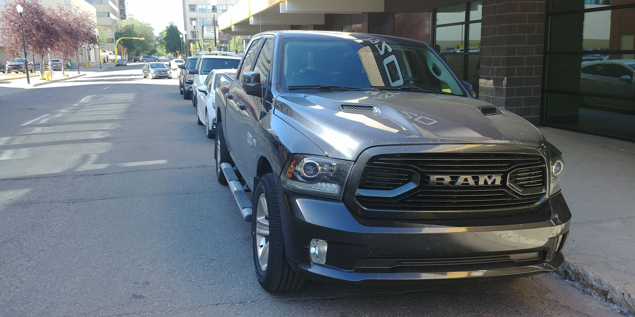 New vehicle sales on the rise in Saskatchewan
