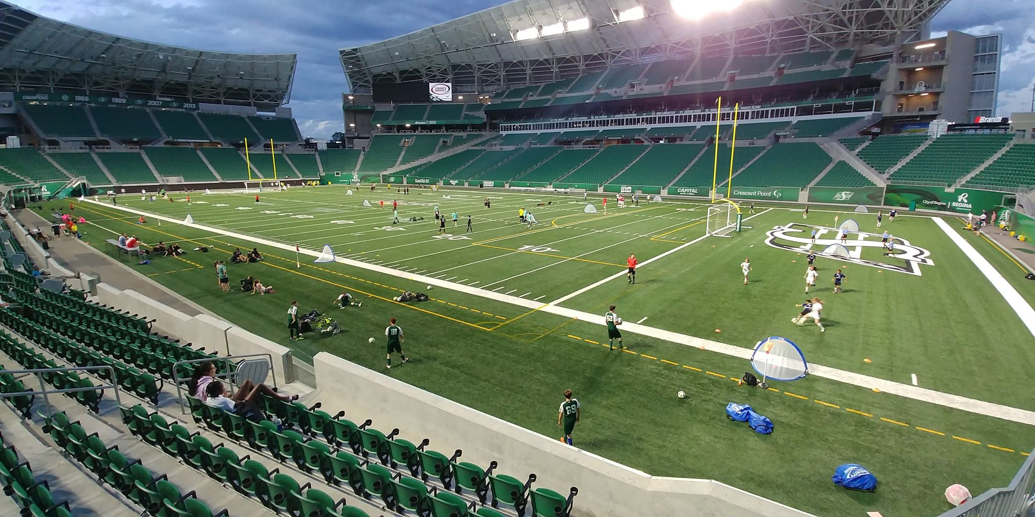 Soccer Day in Saskatchewan celebrated in Regina