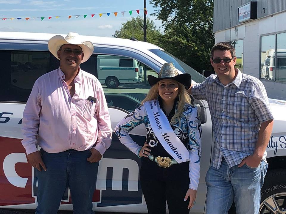 Ontario Girl's Rodeo Queen Dreams Come True Thanks to Kennedy