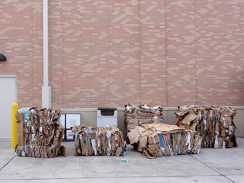 Swift Current looking to 'gasify' cardboard