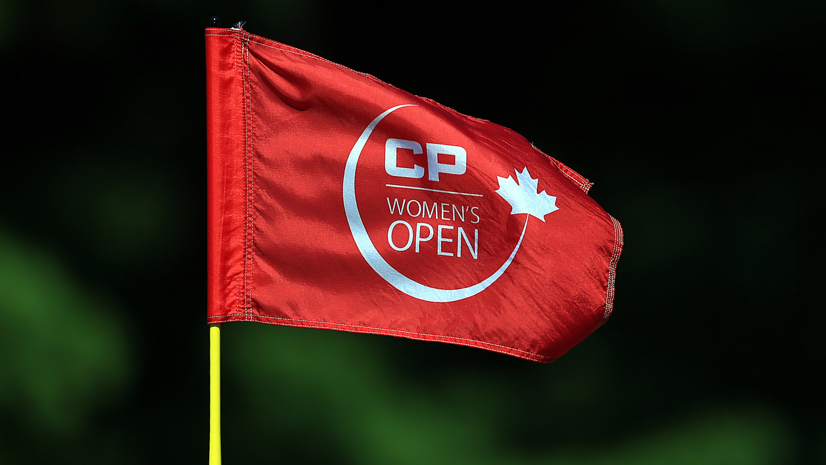 Local golfers assisting as caddies at CP Women's Open