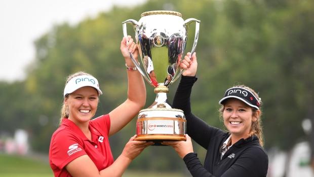 Henderson will chase Canadian golf history Sunday on TSN