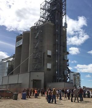 G3 Canada opens new grain elevators in Melville and Saskatoon