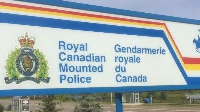 RCMP issued firearm stolen from unmarked police vehicle
