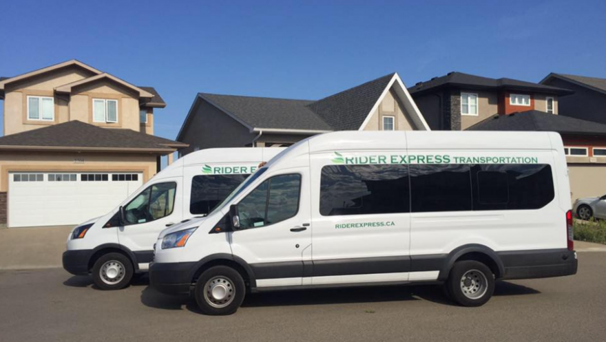 Rider Express ready to begin Western Canada service