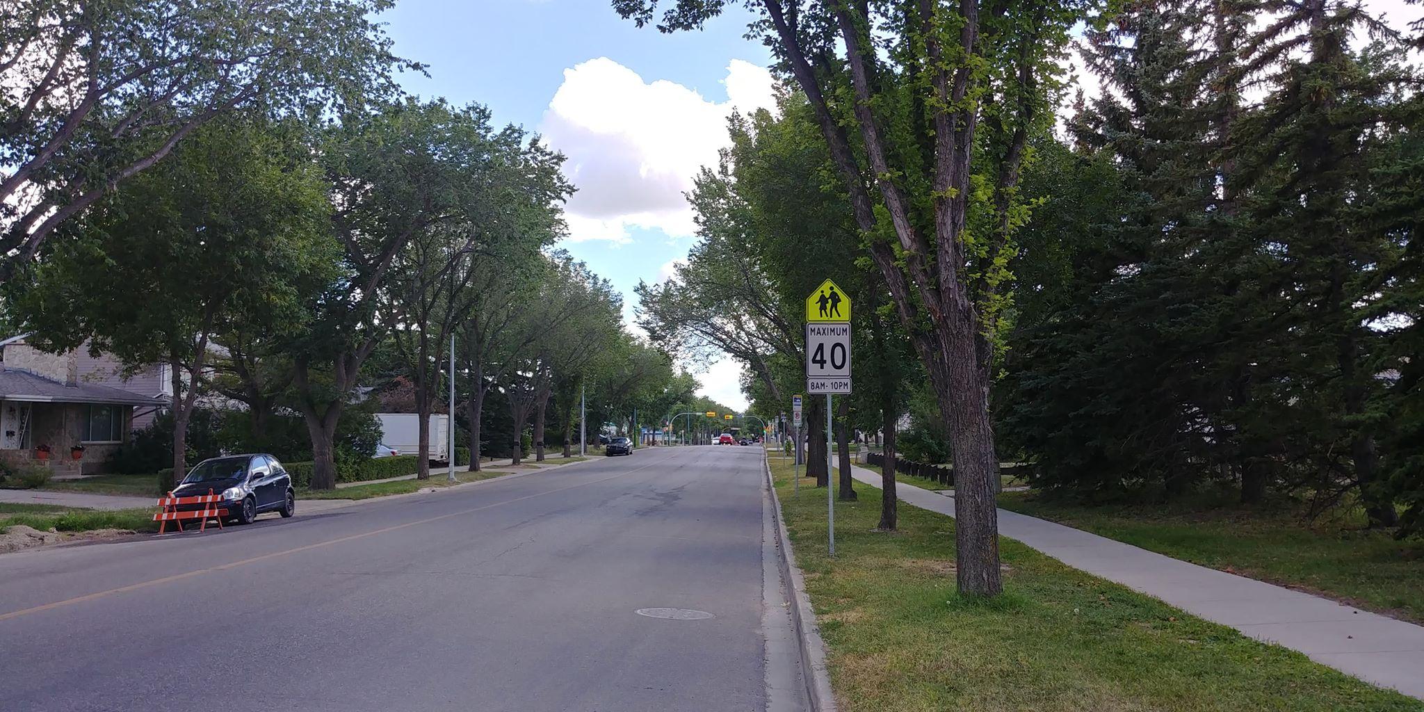 City of Regina ponders 30 km/h school zones
