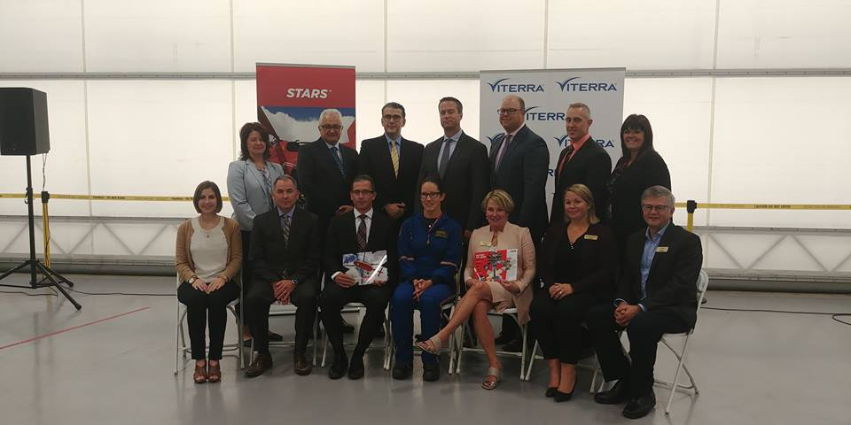 STARS Air Ambulance begins calendar campaign for 2019