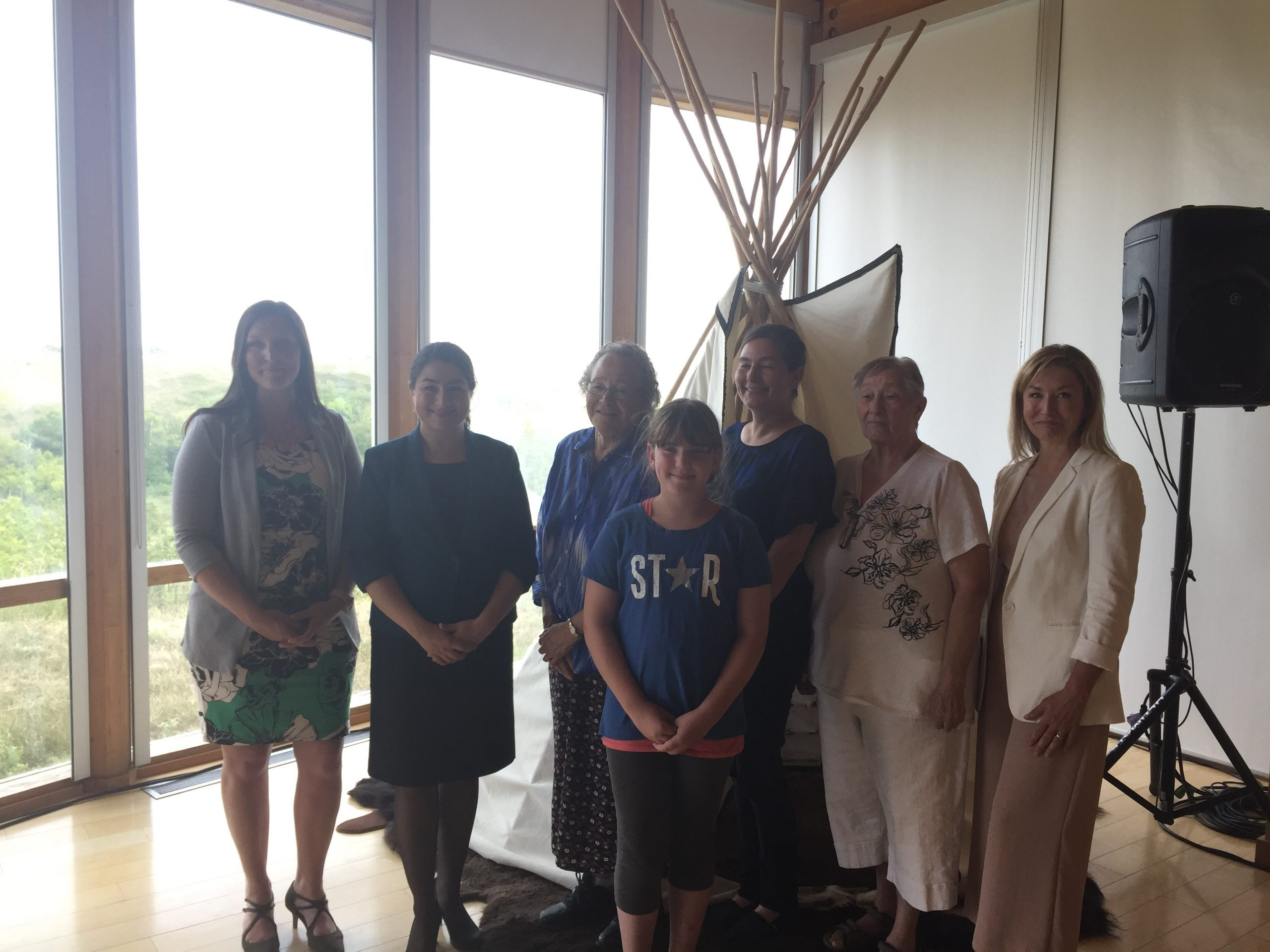 Government of Canada investing in economic support for Indigenous women