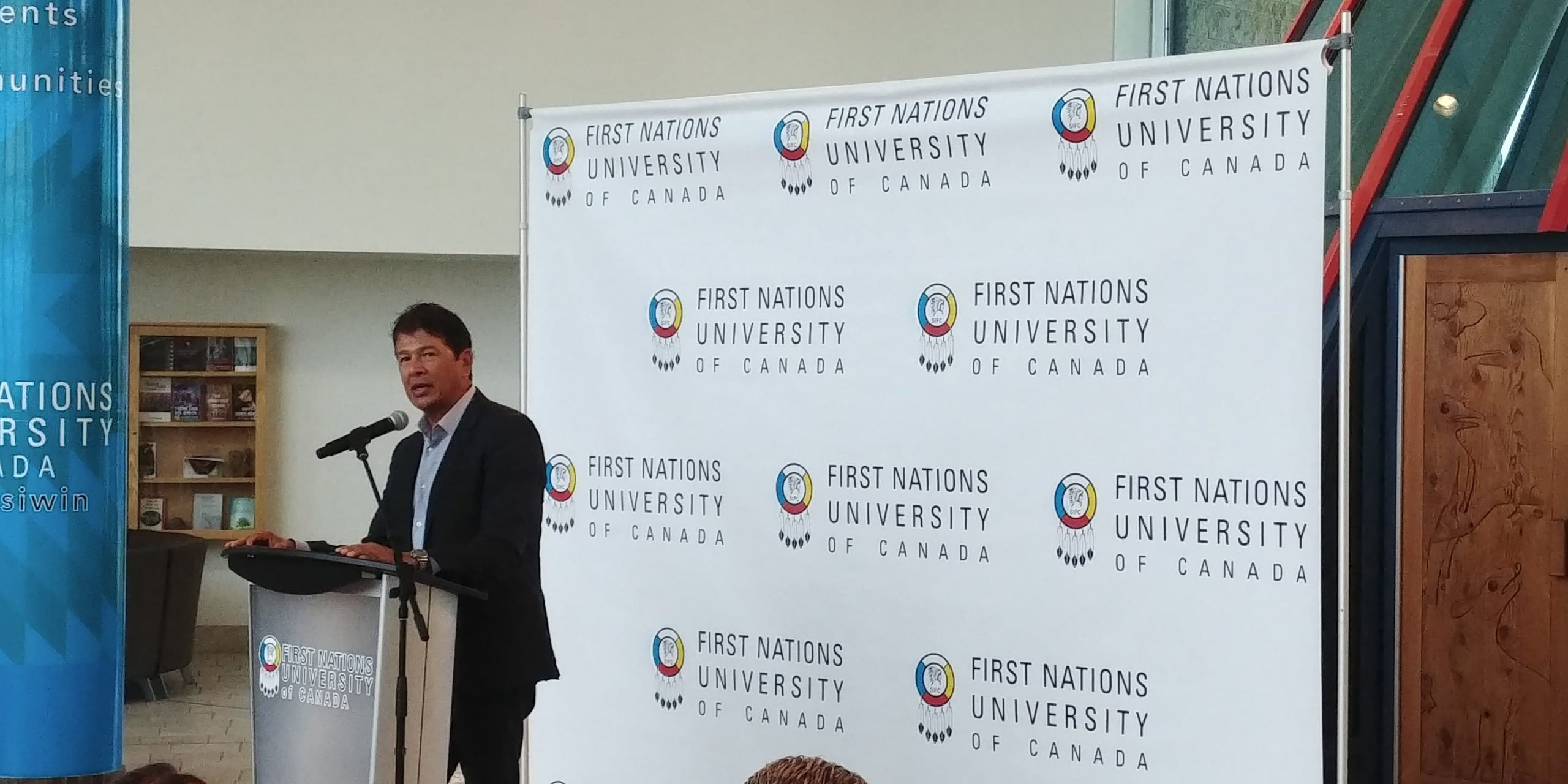 Former NHL coach Ted Nolan donating $75, 000 to First Nations University of Canada