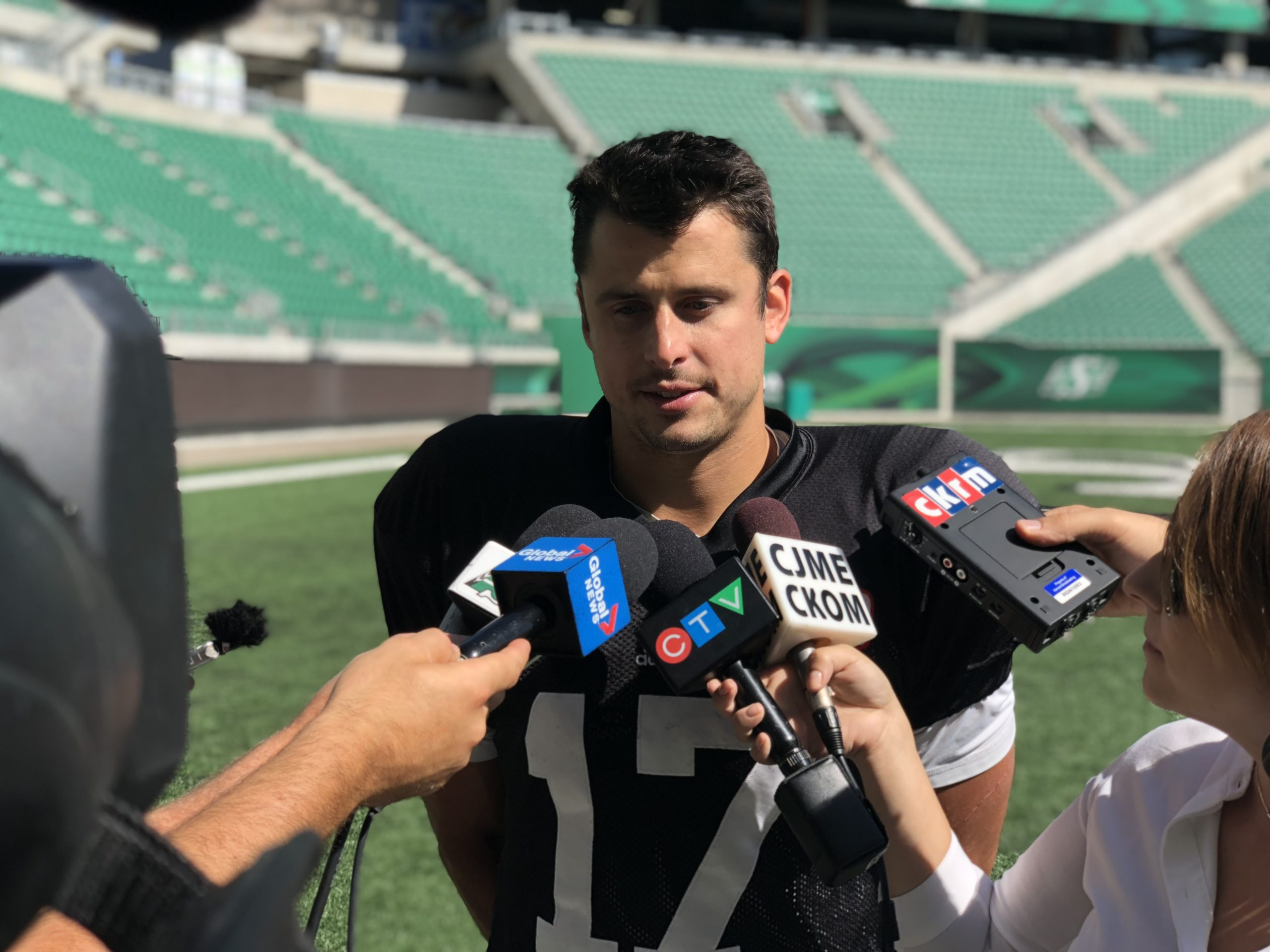 Riders Ready For Noisy Investors Group Field